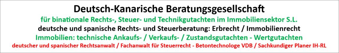 Deutsch-Kanarische Beratungsgesellschaft
