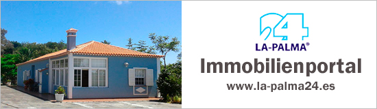 Real estate site on La Palma