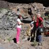 La Palma-Geschichtsticker: Unter- und Überirdisches