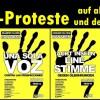 Erdöl Kanaren: spanienweit Proteste am 7. Juni 2014
