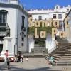 La Palma: Hauptstadt Santa Cruz im Osten