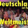 Deutschland ist Fußball-Weltmeister: La Palma feiert!