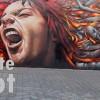 Graffiti-Künstler Matías Mata verschönert Fuencaliente