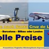 La Palma-Flug-News: Anreisealternativen Winter 2014/15