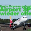La Palma 29.11.2014: Flughafen wieder in Betrieb!