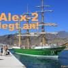 Tazacorte Hafen: Erstes Schiff am neuen Kai!