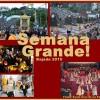 La Palma Bajada 2015 Semana Grande: die große Woche