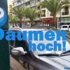 La Palma 24-Praxistest: Blaue Zone Los Llanos
