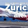 Newsticker: La Palma Nachrichten am 9.5.2016