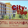 La Palma: Hotel Benahoare in Los Llanos