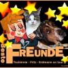 Mit Tschörnie, Fritz und Erdmann ins Neue Jahr!