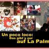 La Palma: ausgefallene Figuren der Inselfiestas