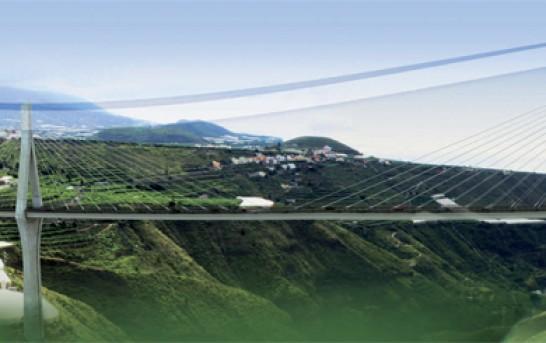 La Palma: Pläne für Nord-West-Trasse mit Brücke und Tunnel