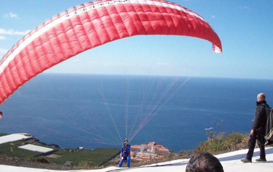 La Palma: Ein Tag mit den Gleitseglern vom Palmaclub