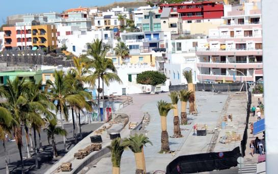 La Palma 24 – 360 Grad Panorama von der Promenade in Puerto Naos