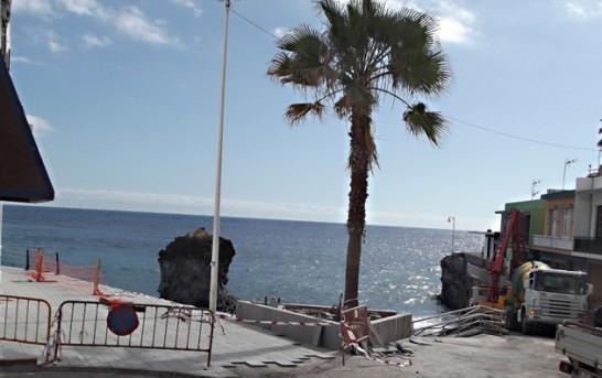 La Palma: Puerto Naos-Promenade – Momentaufnahmen Mitte Juni