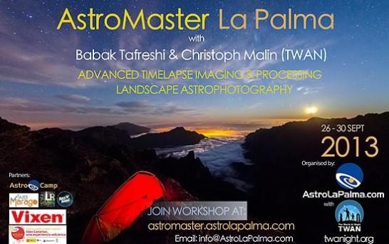 La Palma Foto-Workshops: Die Insel bei Tag und Nacht