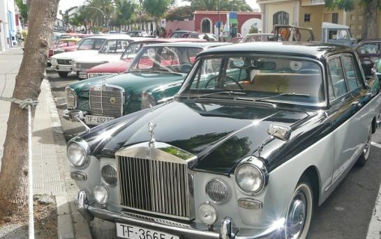 La Palma – Vereine informieren: Oldtimer-Club El Paso
