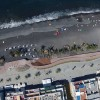La Palma: Puerto Naos aus der Luft