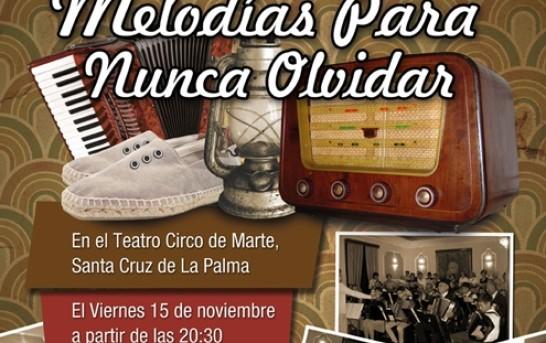 Una Hora Menos en Canarias: Erinnerungen mit Akkordeon