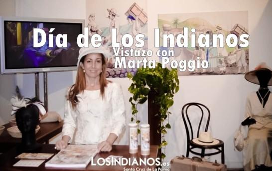 Día de Los Indianos 2014: Entrevista a Marta Poggio