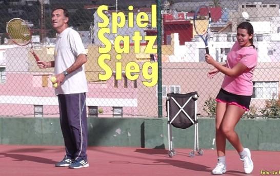 Tennisferien auf La Palma: Trainerstunden mit Jean Marc