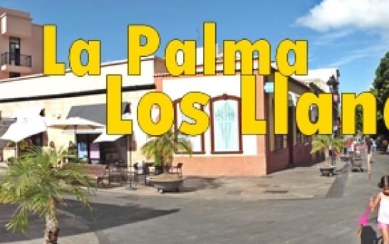 La Palma: Los Llanos de Aridane im Westen