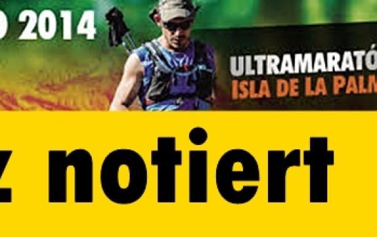 TransVulcania 2014-News am 25.4.2014