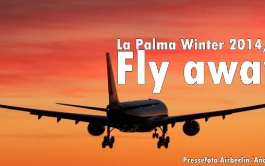 La Palma Flugplan  Winter 2014/2015