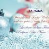 Weihnachtsgrüße vom La Palma 24-Team