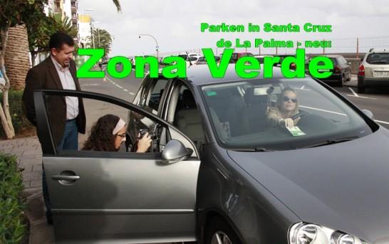Zona Verde in Santa Cruz: Erste Grüne Parkzone der Insel