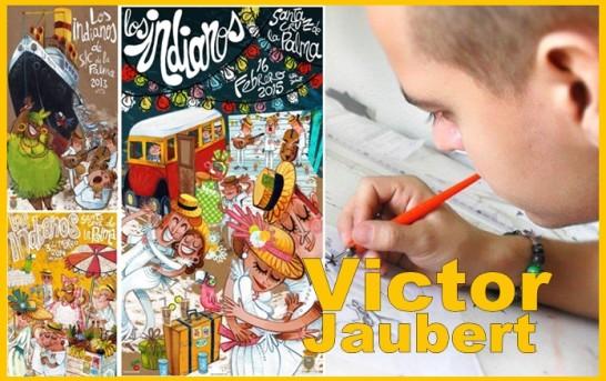 Künstler: Der Illustrator Victor Jaubert