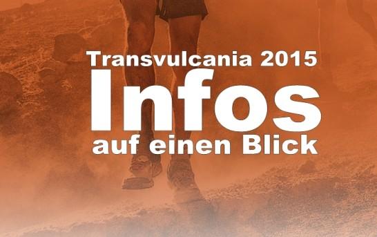 Transvulcania 2015 Programm vom 6. bis 9. Mai 2015