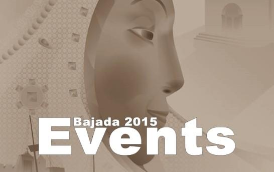 La Palma 2015: große Bajada-Programmpunkte auf Deutsch