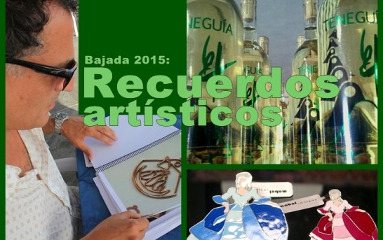 La Palma: edición especial de Teneguía y joyas de la Bajada