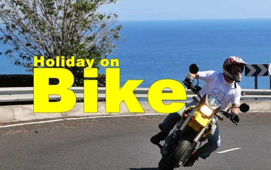 La Palma: Holiday with rental Motorbikes from La Palma 24