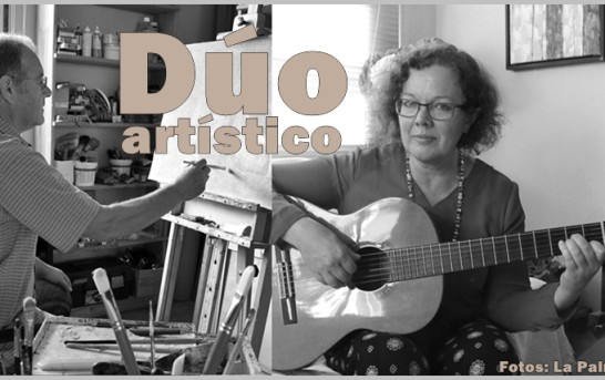Künstler: Ima Galguén und Pedro Fausto