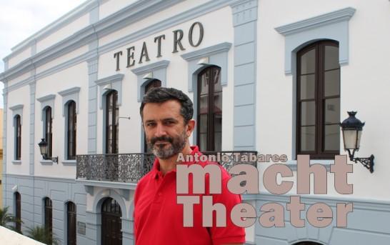Der Dramatiker Antonio Tabares