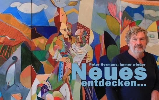 La Palma Künstler: Der Maler Peter Hermans