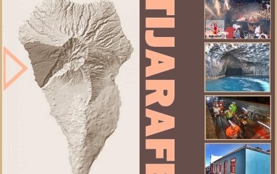 Tijarafe im Nordwesten von La Palma