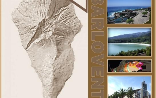 Barlovento im Nordosten von La Palma