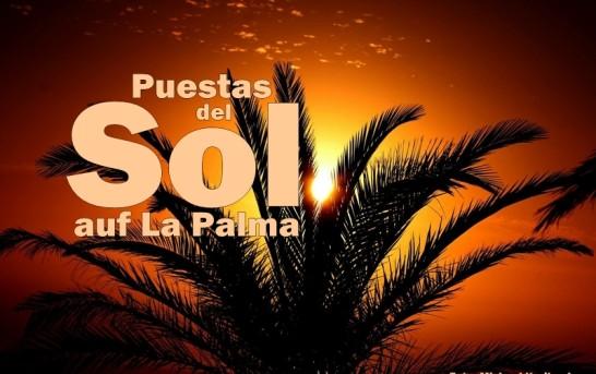 Sonnenuntergänge auf La Palma