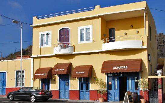 La Palma Restaurant-Tipp: Das Altamira in Todoque
