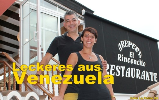 La Palma Restaurants: Arepera El Rinconcito