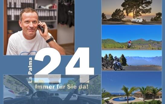 La Palma Auto mieten – Neue Website