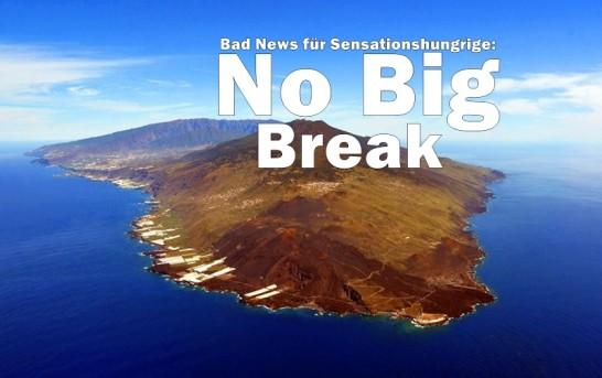 La Palma: Wie stabil ist die Cumbre Vieja?