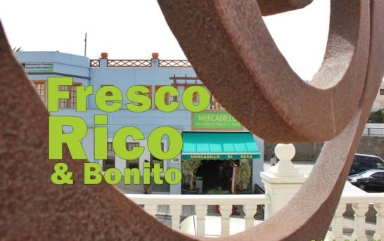 Mercadillo en El Paso: viernes y sábados!