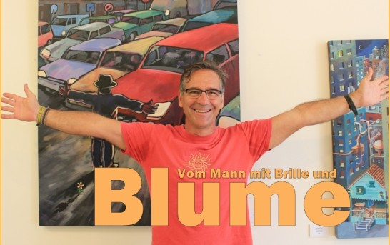 La Palma: Der Maler und Illustrator Manu Marzán