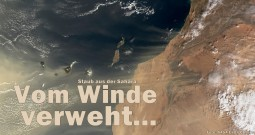Calima: Ein Wetterphänomen auf den Kanaren