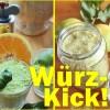 Rezepte: Salz mit Zitronen und Orangen